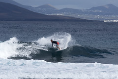 Wave Carver (Geesdabeesknees) Tags: surf surfer surfboard carver wave ocean canary island canaryisland canarie canarias landscape sport photography action spain spanish blue fuerteventura surflife sunny capture moment surfing sea