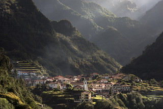 Madeira - late afternoon