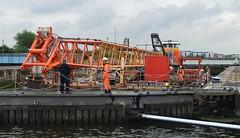 SWS Suffolk + Haven Seareach (1) @ KGV 19-05-17 (AJBC_1) Tags: london tug ©ajc dlrblog england unitedkingdom uk ship boat vessel northwoolwich eastlondon newham nikond3200 tugboat londonboroughofnewham swalshsonsltd pushertug swssuffolk red7marine cranebarge liebherrcrane shipsinpictures barge royaldocks kgvlock kinggeorgevlock londonsroyaldocks docklands marineengineering walsh havenseareach liebherrcrawlercranelr1160 ajbc1