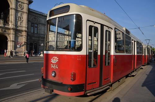 Vienne : le tram