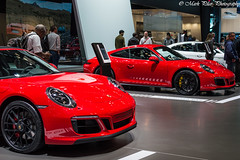 Red Porsche 2017 on display (Mark Pilar) Tags: car cars autoshow ny newyork new display awesome wicked colors various motor wheels wheel handle 2017 exotic view gallery lights people crowd pose nikon d3200 35mm photography photo nice whoa hot like different cool porche red vehicle twins two entertainment entertainmentshow facinating hotrod fast speed need want supremacy supreme higher faster better unique international