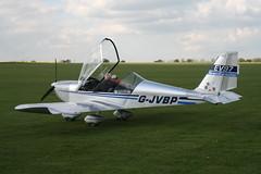 G-JVBP EV97 teamEurostar UK (nickthebee) Tags: ev97 eurostar sywell ev97flyin2017