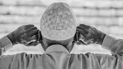 Azan 4207 3bw (shahidul001) Tags: mosque prayer religion spirituality islam baiturrouf agakhanaward architecture marinatabassum light design community