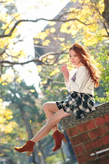 Lili1011 (Mike (JPG直出~ 這就是我的忍道XD)) Tags: lili 台灣大學 d300 model beauty 外拍 portrait 2014