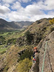 Trainees in the Lake District