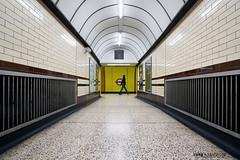 Baker Street Perspective (Luke Agbaimoni (last rounds)) Tags: bakerstreet london londonunderground londontube underground tube perspective tunnelvision