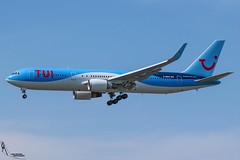 TUI UK / G-OBYE / Boeing 767-300 / EHAM-AMS 18R / © (RVA Aviation Photography (Robin Van Acker)) Tags: schiphol amsterdam airport planes trafic airlines avgeek airliner outdoor airplane aircraft vehicle jetliner jet jumbo air photography aviation avitionphotography