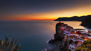 Vernazza by evening
