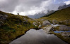 helicopter (Panorama Paul) Tags: paulbruinsphotography wwwpaulbruinscoza newzealand fiordlandnationalpark helicopter reflections clouds mountains nikond800 nikkorlenses nikfilters