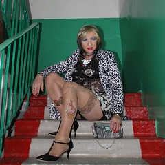 Evening outing 02.05.2017 (Julia Sweet) Tags: tranny transvestite tv cd crossdress crossdresser crossdressing transgender transexual trans trannyboy sissyboy sissy slut young feminization sex change transvesite queer girlboy cdtv tgirl tgirls uk ts t girlz shemale sheboy gaysissy maid feminine males girlyboy girlyboys sexy boygirl sissyfication feminisation nylons stockings pantyhose high heels stilettos fetish fetisch bizarre kinky doll mini lady