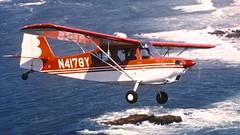 1976 Bellanca 7ECA N4178Y c/n 1187-77 California. Not my pic. (planepics43) Tags: bellanca 7eca n4178y 1976 118777 airport airshow aircraft airplane aviation claytoneddy 17crossfeed cessna piper