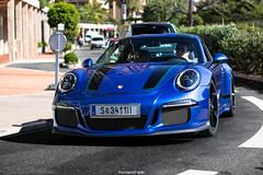 Just a blue 911R (MonacoFreak) Tags: monaco montecarlo supercar summer topmarques topmarquesmonaco cotedazur frenchriviera luxury porsche 911 911r blue