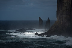 On the Rocks (MrBlackSun) Tags: faroeislands faroe nikon d810 atlantic spotlight waves seascape
