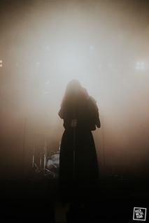 Oathbreaker @ Groezrock / Shot by Doug Elliott