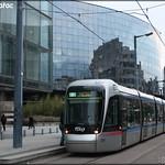 Alstom Citadis - Sémitag (Société d'Économie MIxte des Transports publics de l'Agglomération Grenobloise) / TAG (Transports de l'Agglomération Grenobloise) n°6007 thumbnail