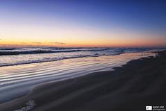 Good Morning Florida (Daniel Wildi Photography) Tags: sunrise daytonabeach florida usa unitedstatsofamerica holidays vacation seascape morning atlanticocean eastcoast danielwildiphotography waves shore goodmorning