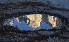 (aivlis978) Tags: mirror specchio pozzanghera montagna