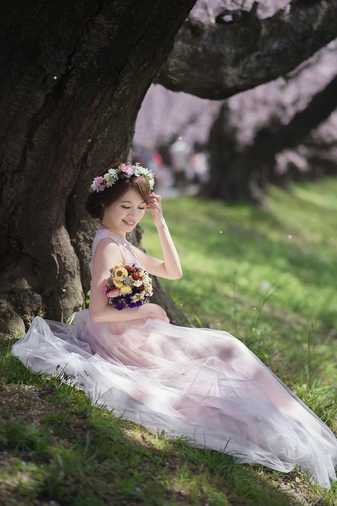 日本婚紗, 京都婚紗, 海外婚紗, 婚紗攝影, 婚攝守恆, 關西婚紗, 櫻花婚紗-3