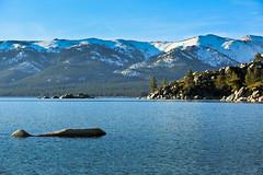 Lake Tahoe from Sand Harbor | Nevada, USA (ynaka29) Tags: usa nevada sandharbor laketahoe tahoe water lake mountains reno