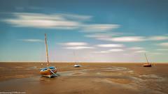 Meols Beach (1 of 1) (andyyoung37) Tags: meolsbeach merseyside uk beach boats lowtide thewirral meols england unitedkingdom gb