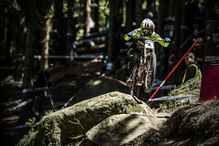 09 (phunkt.com™) Tags: uni mtb mountain bike dh downhill down hill world cup lourdes 2017 phunkt phunktcom keith valentine race set amazing great fantastic photos uci shimano by final lourdesvtt france