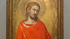 Gaddi, Saint Julian, detail