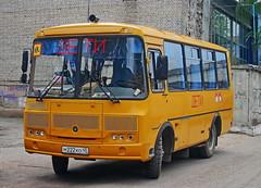 PAZ-32053-70-03  M 222 KO 45 (RUS) (zauralec) Tags: kurgancity streetclarazetkin paz320537003 m 222 ko 45 rus город курган улица автобус