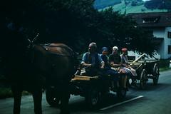 1954-6-22--In Balzers Liechtenstein (foundslides) Tags: foundslides irmarudd irmalouisecarter irmalouiserudd kodachrome kodak vacation tourist 1953 1954 1950s americantourist photography pics pictures slide slidefilm transparencies color photographs photos postwar germany austria communist nazi worldwarii ww2 photographic europe europa deutschland osterrreich russian lanscape cityscape carter irma flickr