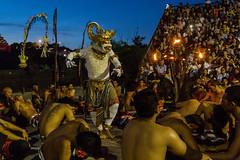 Kecak Dance, Bali (Rajan Raju) Tags: kecakdance art dance asia uluwatu indonesia bali ramayana