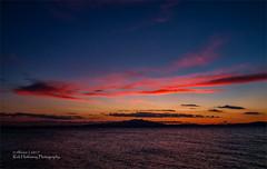 Thassos sunset (rhfo2o - rick hathaway photography) Tags: rhfo2o canon canoneos7d pachisbeach thassos greece thassossentidoimperialhotel aegean holiday sunset evening sea seaside clouds
