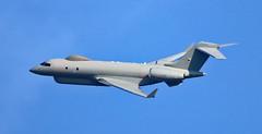 ZJ691 - Bombardier Sentinel R.1 - NHT (Seán Noel O'Connell) Tags: royalairforce raf zj691 bombardier sentinelr1 rafnortholt nht egwu