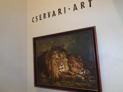 Julius Segall (samcservari1) Tags: julius segall munchen art vastagh geza lion lioness american painter hungarian munich