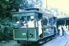 Slide 097-58 (Steve Guess) Tags: tram tramway streetcar strassenbahn strasenbahn трамвай brussels brüssel brussel bruxelles брюссель belgique belgien belgië belgium бельгия tervuren 671 trailer