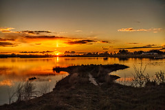 Golden View (http://fineartamerica.com/profiles/robert-bales.ht) Tags: fineart flickr freshwater gemcounty haybales idaho outdooridaho people photo photouploads places states sunsetorsunrise reflections sunset sunrise goldentones lake pond emmett weedscattails layeredtones fishing silhouette sensational spectacular magnificent peaceful serene surreal sublime spiritual inspiring inspirational evening relaxing treasurevalley emmettvalley usa panoramic pacificnorthwest blue trees twilight wow dramatic tree emotion environment sawyerpond idahophotography sunrays sky water yellow robertbales sawyer greetingcard