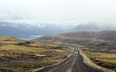 back to safe world (kexi) Tags: iceland europe car road landscape view paysage journey north wild rugged canon may 2016 instantfave