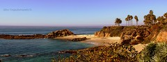 The view. (gilmavargas) Tags: hotairbaloon lagunabeach coast beach sea landscape ocean water