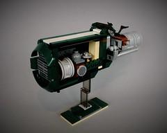 Lego 10242 remake - Rey's speeder version (adde51) Tags: adde51 lego moc 10242 mini cooper alternate alternative remake reys speeder brick build figure driver rey