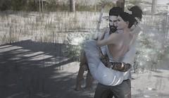 to the moon & back.... ♥ (Posh Jones-Rey) Tags: poshjones diangelorey secondlife love future marriage