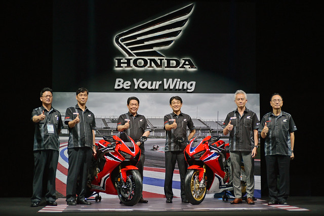 Honda Motorcycle-2