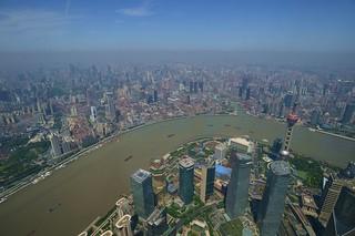 Shanghai - Top of Shanghai