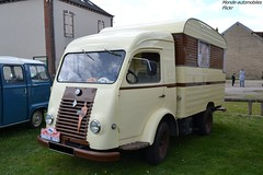 Renault Goelette Camping-Car (Monde-Auto Passion Photos) Tags: voiture vehicule auto automobile renault goelette campingcar ancienne rare rareté collection camionnette france courtenay rassemblement evenement