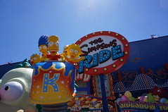 """Universal Studios, Florida: The Simpsons Ride • <a style=""""font-size:0.8em;"""" href=""""http://www.flickr.com/photos/28558260@N04/34587953442/"""" target=""""_blank"""">View on Flickr</a>"""