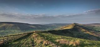 The Great Ridge....