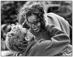 Summer Lovin'.. (Andy J Newman) Tags: vanda portrait may2017 nikon kiss street d500 lady pinkfloyd va man girl silverefex love woman london candid england unitedkingdom gb