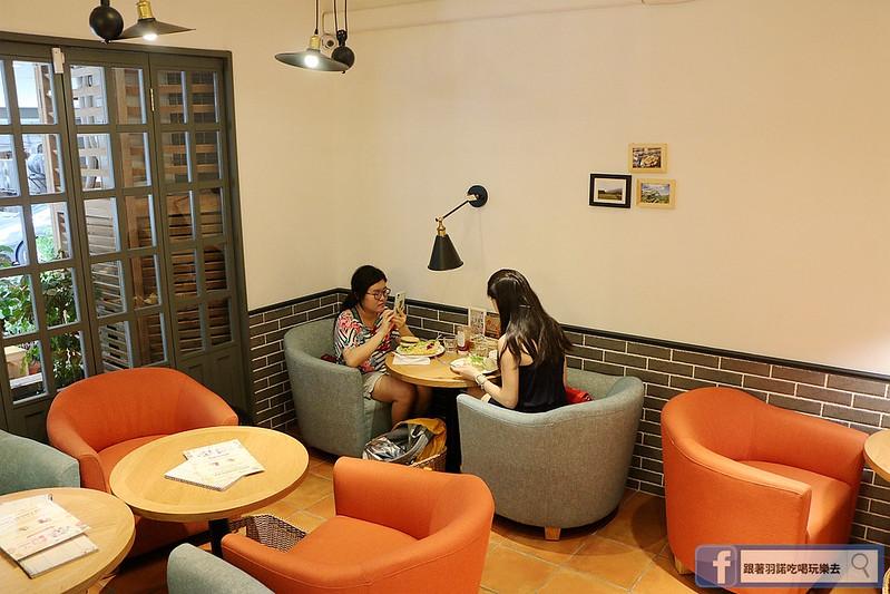 信義九州鬆餅咖啡店002
