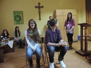 11.01.2014 - Warsztaty ewangelizacji w szkole - Halemba