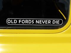 Old Fords Never Die... (andreboeni) Tags: classic car automobile cars automobiles voitures autos automobili classique voiture rétro retro auto oldtimer klassik classica classico ford anglia 105e