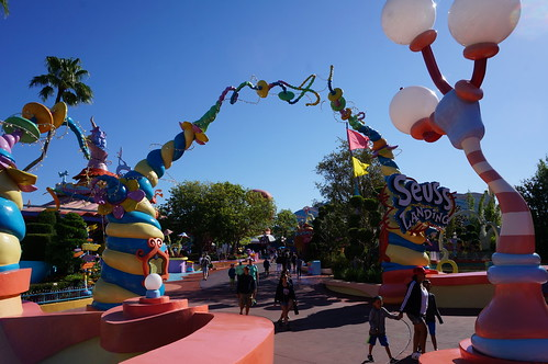 "Universal Studios, Florida: Seuss Landing • <a style=""font-size:0.8em;"" href=""http://www.flickr.com/photos/28558260@N04/34709902716/"" target=""_blank"">View on Flickr</a>"