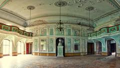 Magic Ballroom Nights (klickertrigger) Tags: abandoned ballroom decay derelict left forgotten beautiful urbex urbanexploration stefandietze panorama