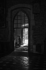 Penumbra (Javier Martinez de la Ossa) Tags: basílicadelcorpuscristi cracovia javiermartinezdelaossa kazimierz krakow poland polonia polska